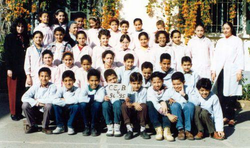 année scolaire 1994_95_CE6