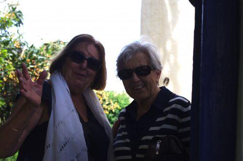 les deux soeurs : jacqueline et janine counord