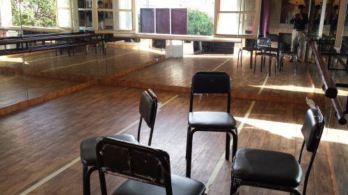 salle de dance