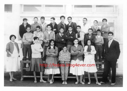 collège 1959_60 2AS