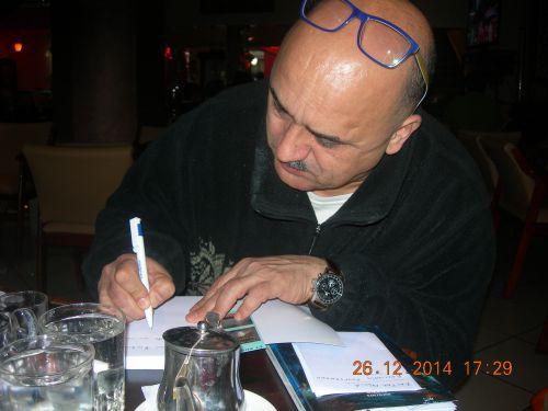 hassan le romancier de Fedala