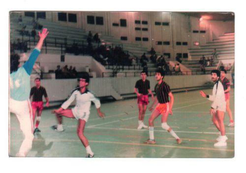 équipe Hand-ball  1985