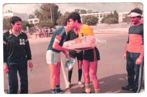 chabab- tunis 1985