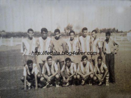 cadets chabab mohammédia 1964/65