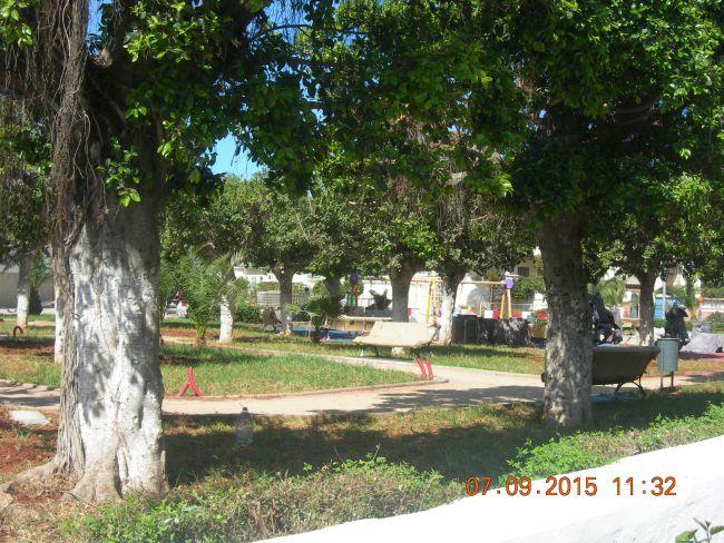 jardin de la mosque rédouane