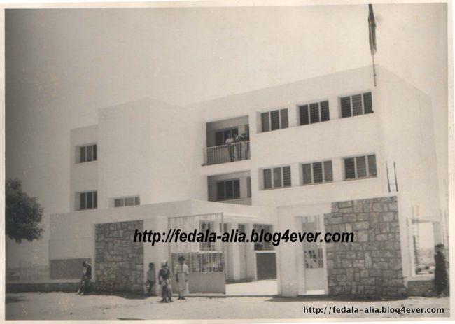 construction de l école abdelouawed Marrakchi