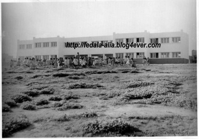 construction de l école abdelouahed marrakchi