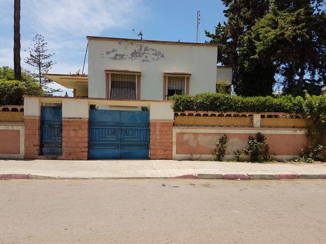 villa place mosquée Redouane
