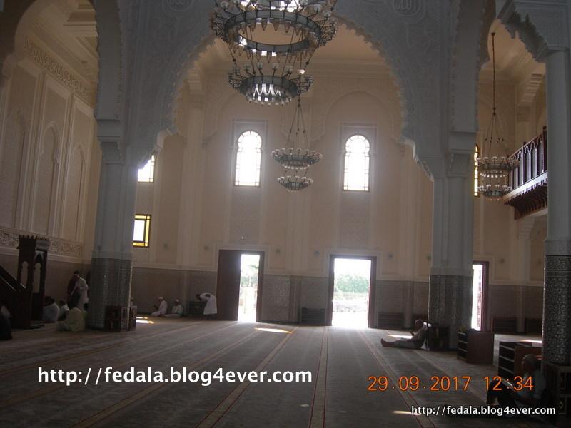 lustre mosquée