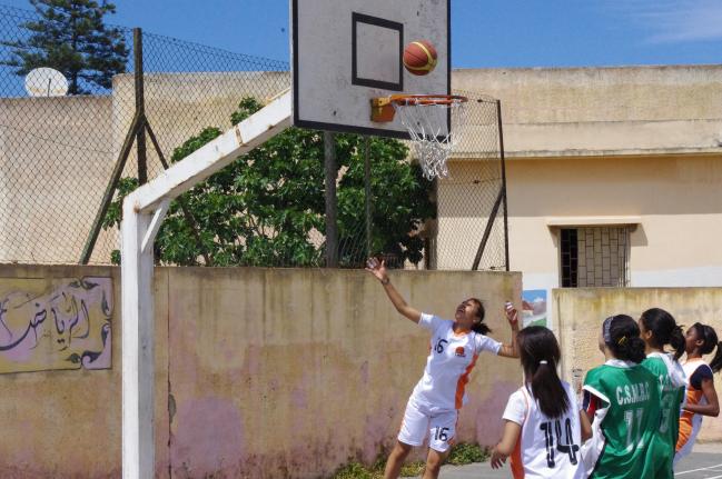 basket 05 mai 2012
