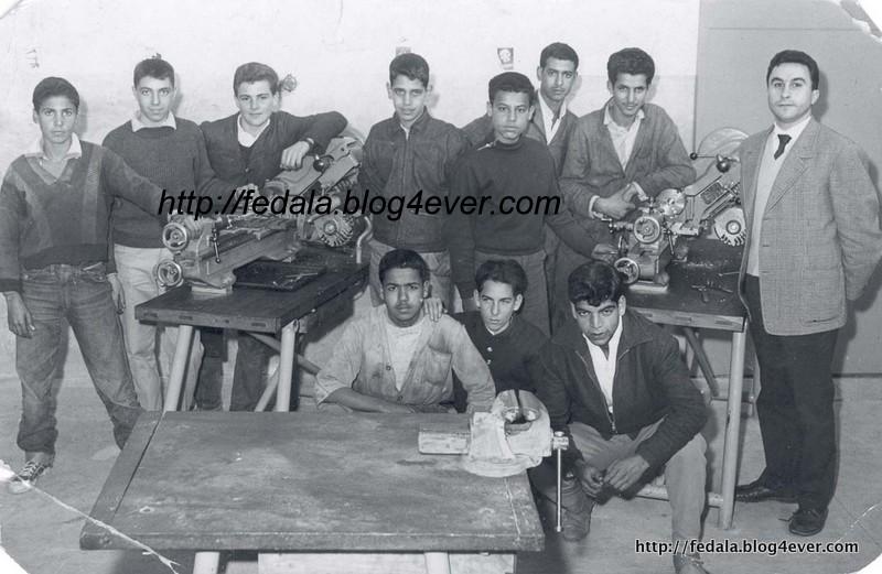 année scolaire 1960