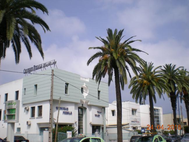clinique Fédala av Mohammed V