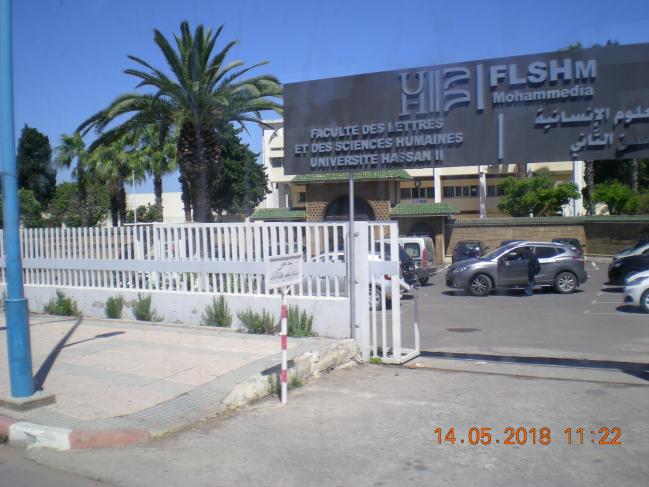 faculté avenue Hassan II
