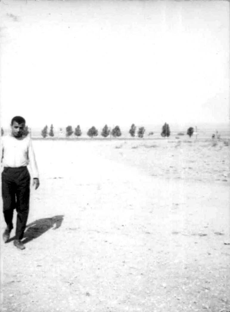 photo au bled en AOUT 1962