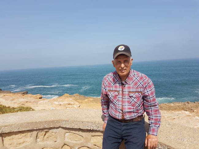 la falaise Mohammedia