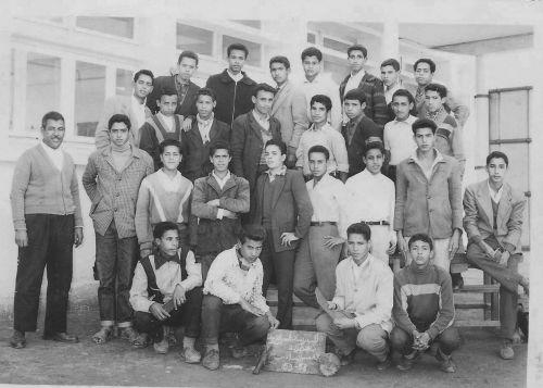 classe1958_59 6 ème