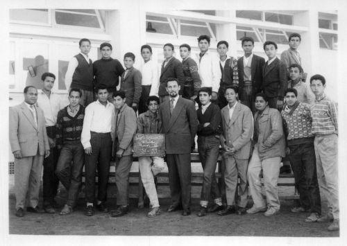 5 eme année 1958/1959