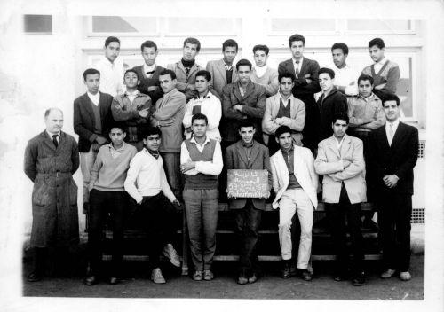 2 eme année secondaire 1959/1960