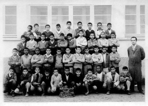 année scolaire 59 60  CM1