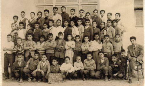 année scolaire 59 60 CE2