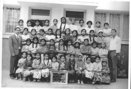 année scolaire 65 66 CE2