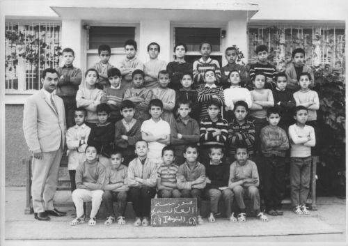 année scolaire 68 69 CM1
