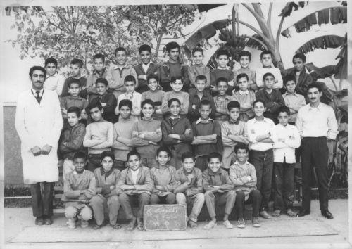 année scolaire 68 69 CM2