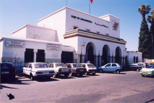 gare en 2002