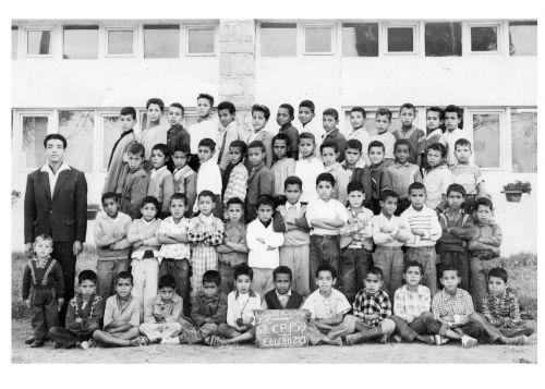 année scolaire 58 59 CP