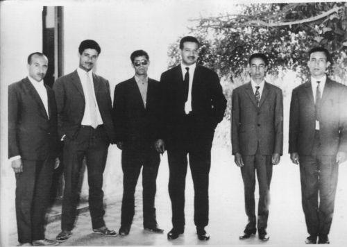 les enseignants 1964 ouled hmimoune