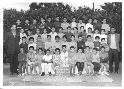 année scolaire 70_71 CM1