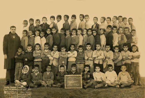 année scolaire 60_61 CP