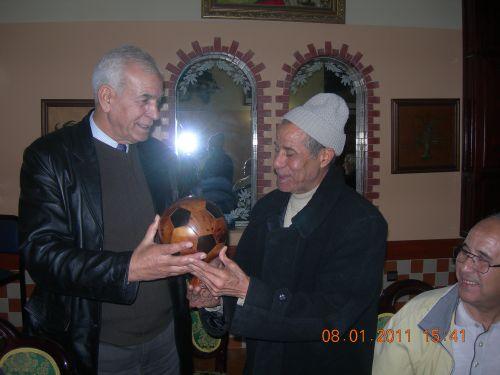 ballon d or mérité pour notre ami  m jid Bachir