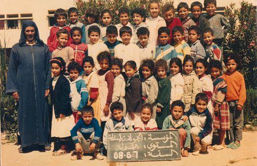année scolaire 87/88 CP