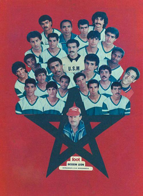 USM TIHAD saison 1987
