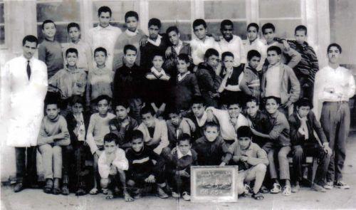 année scolaire 65_66 CM