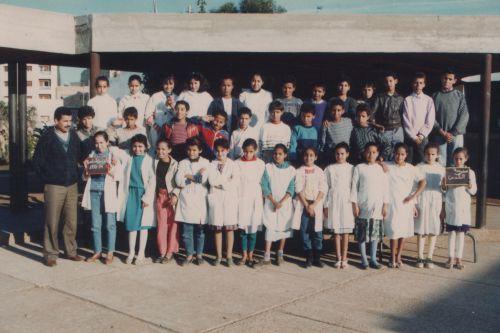 année scolaire 1990_91_CM2