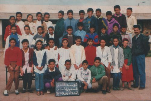 année scolaire 1992_93_6eme