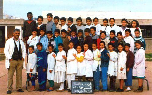 année scolaire 1992_93_ CM2