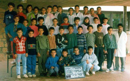 année scolaire 1993_94_6eme