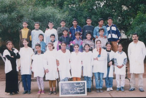 année scolaire 1999_2000_CM2
