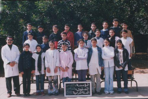 année scolaire 2002_2003_CM2