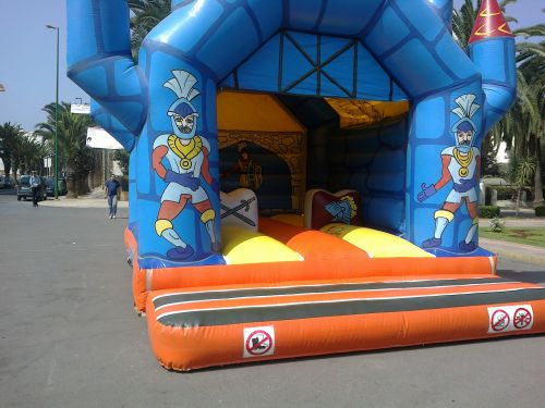 parc  de jeu pour enfants