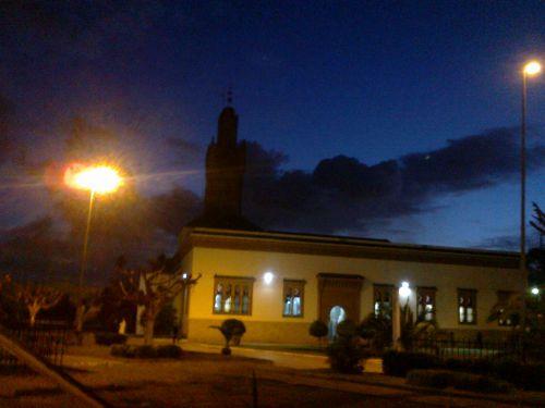 mosquée rédouane