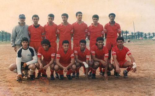 équipe quartier 06.04.1990