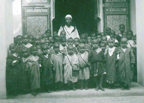 école coranique , quelle ville , quelle époque ?