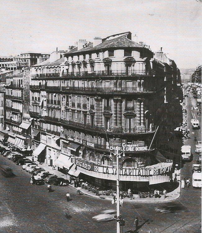 Siège de la Cie Charles Le Borgne - Rue de la République La Samaritaine