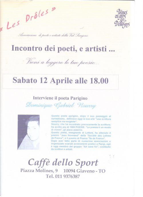 Lecture en Italie