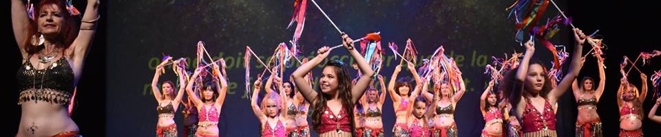 DIVINES    DUNES Danse orientale artistique et fusion