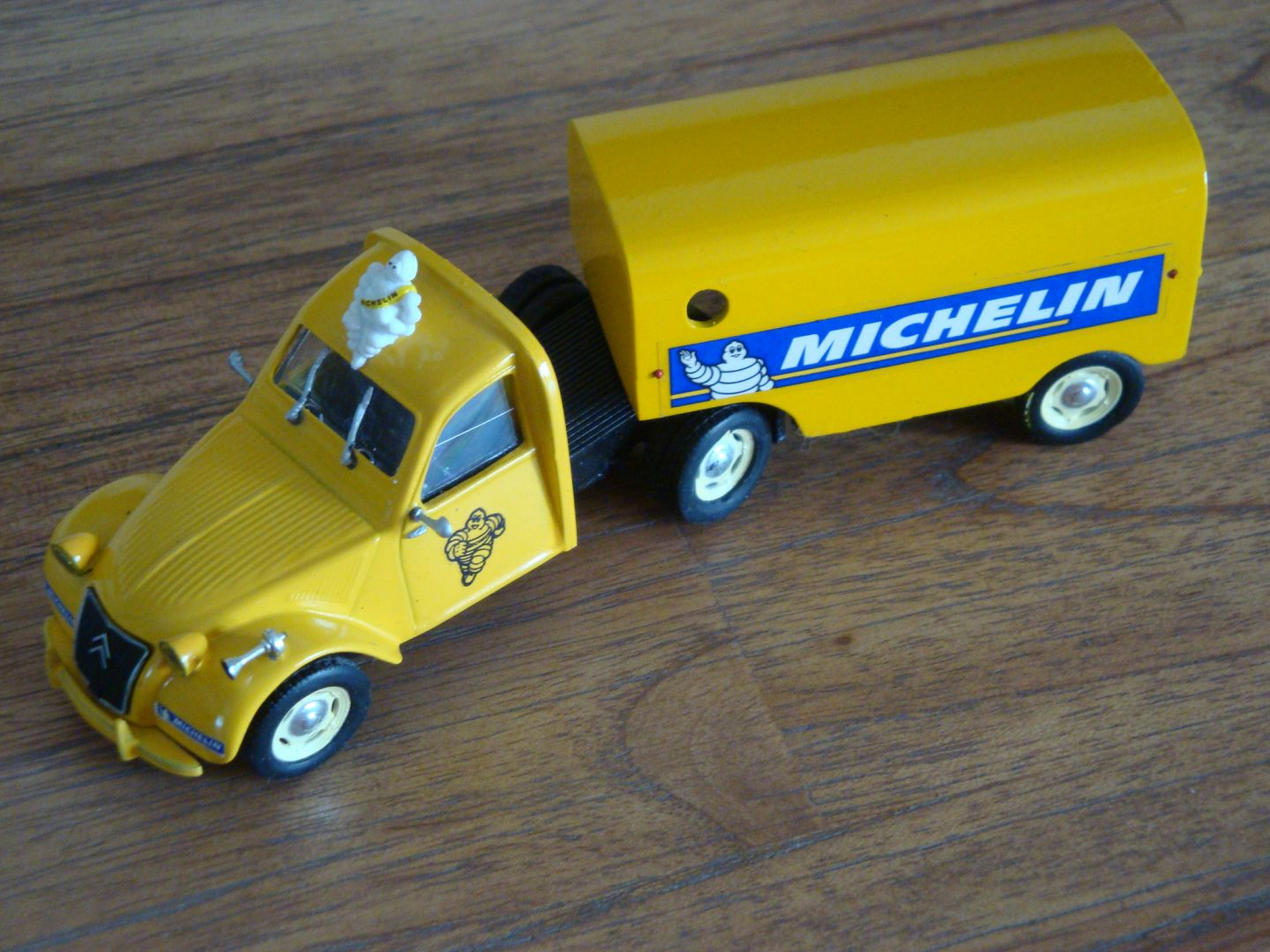 ma collection citroen michelin